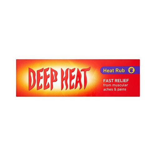 DEEP HEAT RUB LARGE (100G)