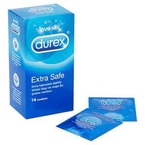 DUREX EXTRA SAFE 14