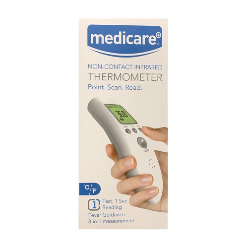 MEDICARE INFRARED NON-CONTACT THERMOMETER