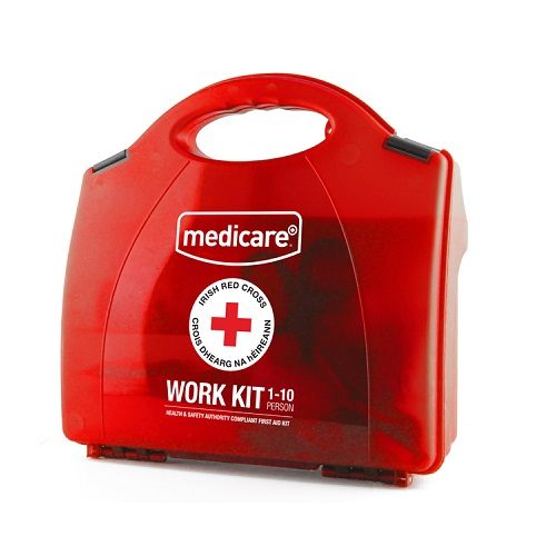 MEDICARE WORKPLACE FIRST AID KIT 10 PERSON