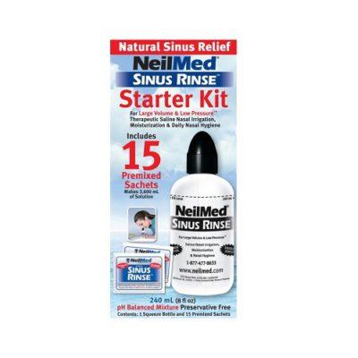 NEILMED SINUS RINSE STARTER KIT (10)