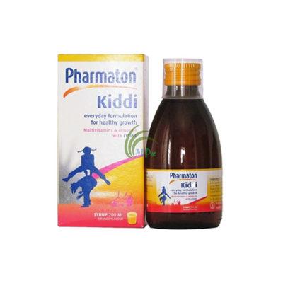 PHARMATON KIDDI HEALTH LIQUID (200ML)