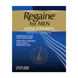 REGAINE EXTRA STRENGTH 5% SOLUTION TRIPLE (3X60ML)