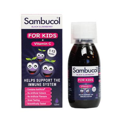SAMBUCOL FOR KIDS (120ML)