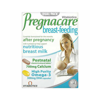 VITABIOTICS PREGNACARE BREASTFEEDING (84)