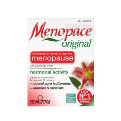 VITABIOTICS MENOPACE CAPS (30)