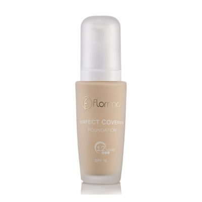 FLORMAR PERFECT COVERAGE FOUNDATION - 105 PORCELAIN IVORY
