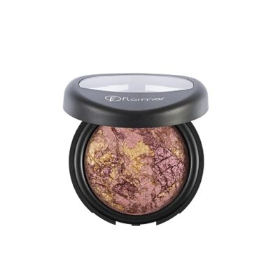FLORMAR BAKED BLUSH ON – 45 TOUCH OF ROSE