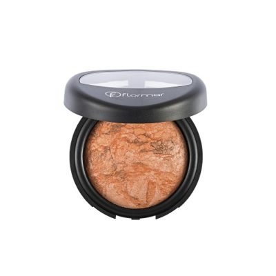 FLORMAR BAKED BLUSH ON – 46 TOUCH OF APRICOT