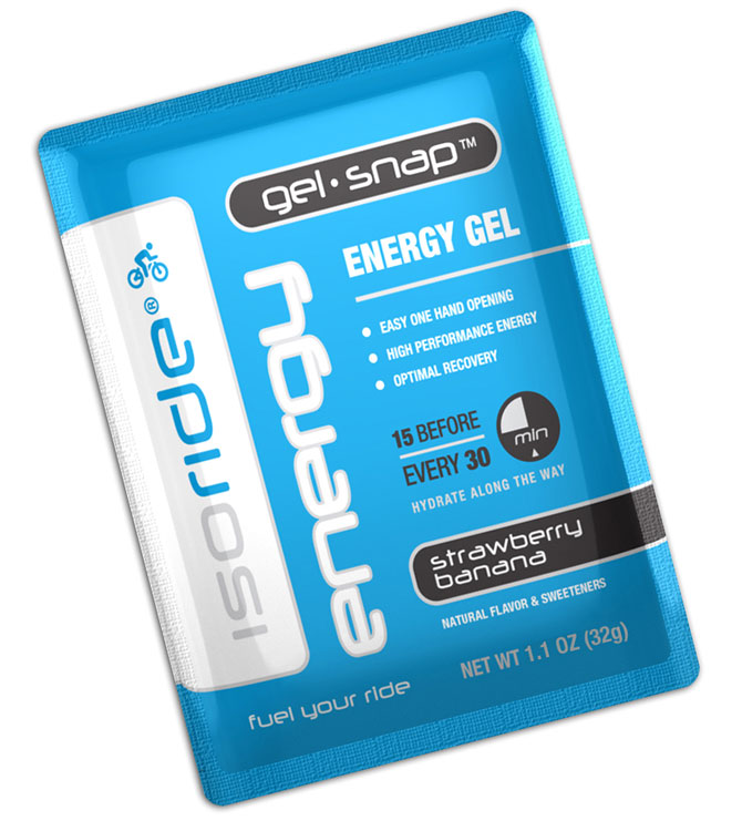 Isoride® Gel-Snap™ Energy Gel