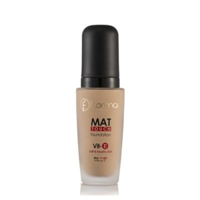 FLORMAR MAT TOUCH FOUNDATION - M301 SOFT BEIGE