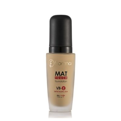 FLORMAR MAT TOUCH FOUNDATION - M305 GOLDEN HONEY