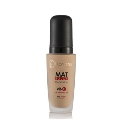 FLORMAR MAT TOUCH FOUNDATION - M307 PORCELAIN IVORY