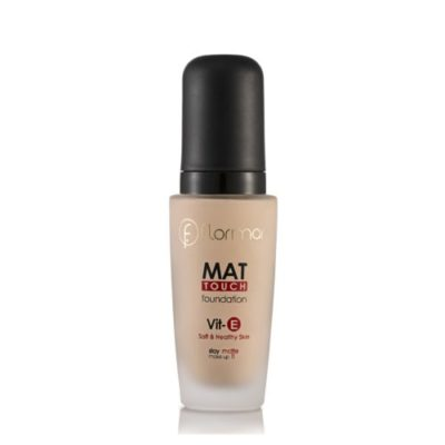 FLORMAR MAT TOUCH FOUNDATION - M308 FAIR IVORY