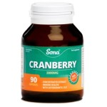 SONA CRANBERRY CAPSULES 300MG (90)