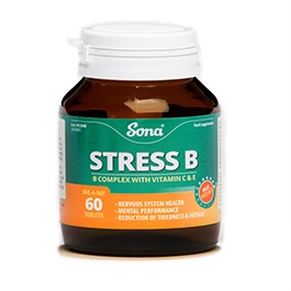 SONA STRESS B TABLETS (30)