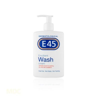 E45 EMOLLIENT WASH CREAM (250ML)