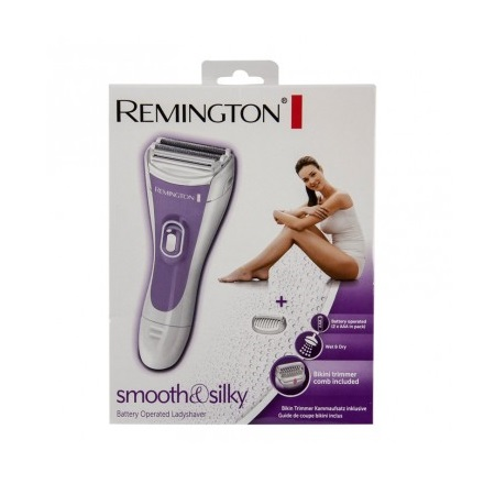 REMINGTON SMOOTH & SILKY LADYSHAVER