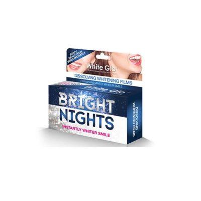 WHITE GLO BRIGHT NIGHTS STRIPS (6)