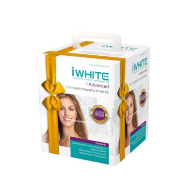 iWHITE INSTANT TEETH WHITENING ADVANCED KIT