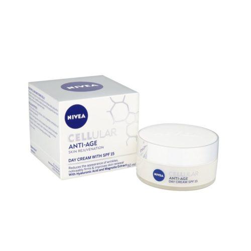 nivea cellular anti age eye cream