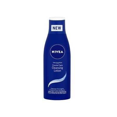 NIVEA DAILY ESSENTIALS CREME CARE CLEANSING LOTION (200ML)