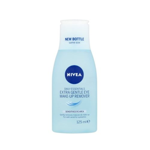NIVEA DAILY ESSENTIALS EXTRA GENTLE EYE MAKE-UP REMOVER (125ML)