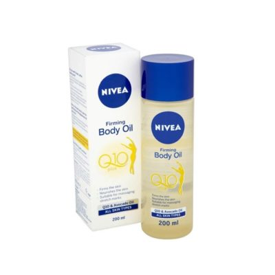 NIVEA Q10 FIRMING BODY OIL (200ML)