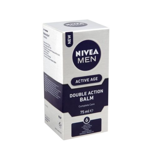 NIVEA MEN ACTIVE AGE DOUBLE ACTION BALM (75ML)