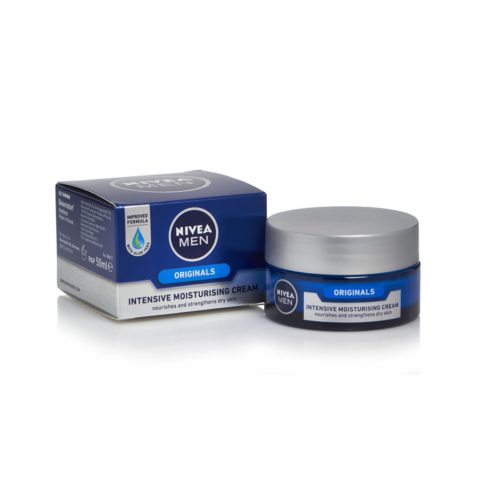 NIVEA MEN ORIGINALS INTENSIVE MOISTURISING CREAM (50ML)
