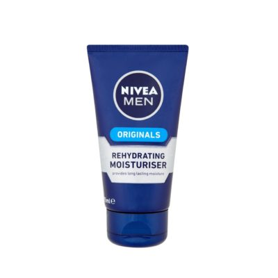 NIVEA MEN ORIGINALS REHYDRATING MOISTURISER (75ML)