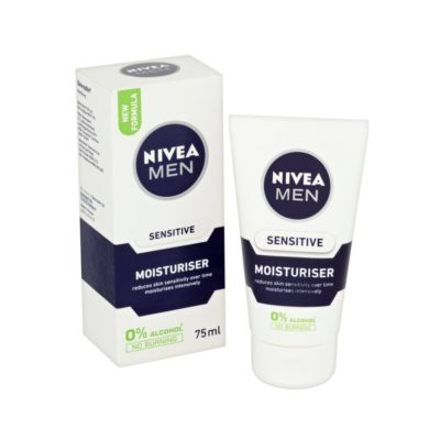 NIVEA MEN SENSITIVE MOISTURISER (75ML)