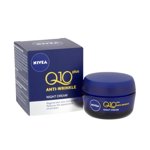 NIVEA Q10 PLUS ANTI-WRINKLE NIGHT CREAM (50ML)