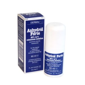 ANHYDROL FORTE CUTANEOUS SOLUTION 20% (60ML)