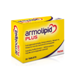 ARMOLIPID PLUS TABLETS (30)