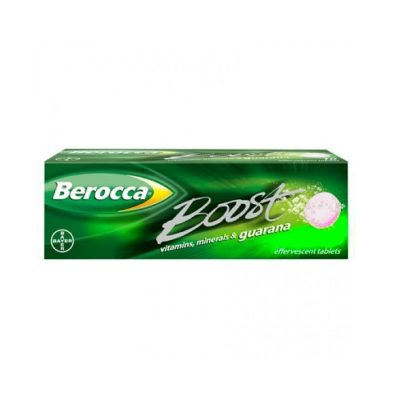BEROCCA BOOST EFFERVESCENT TABLETS (15)