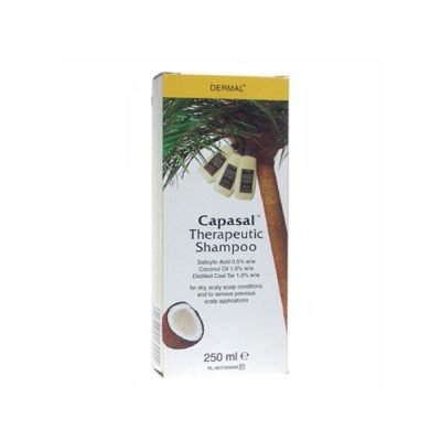 CAPASAL THERAPEUTIC SHAMPOO (250ML)