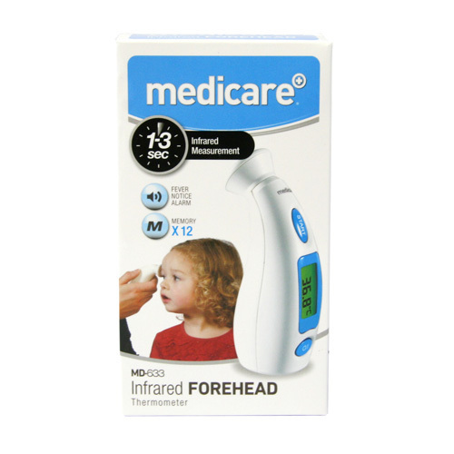 MEDICARE INFRARED FOREHEAD THERMOMETER
