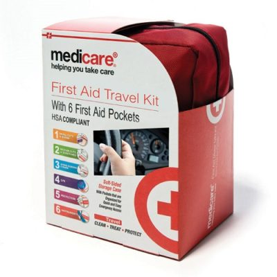 Medicare Travel First Aid Kit