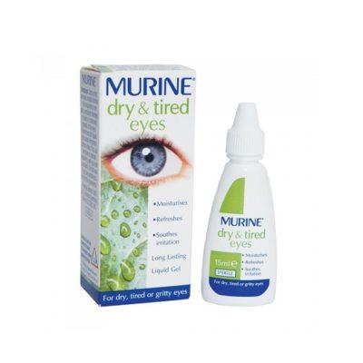 MURINE EYE DROPS DRY & TIRED EYES (15ML)