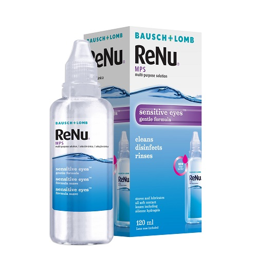 RENU MPS MULTI-PURPOSE SOLUTION (120ML)