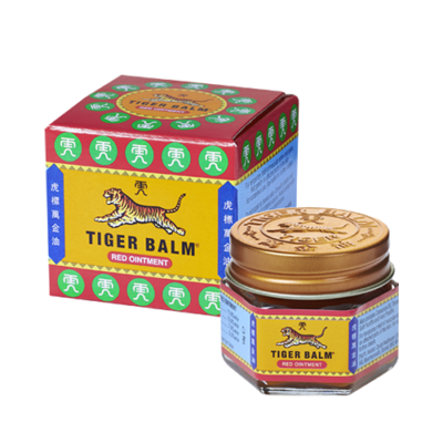 TIGER BALM OINTMENT RED (19G)