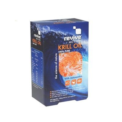 REVIVE ACTIVE KRILL OIL CAPSULES (30)