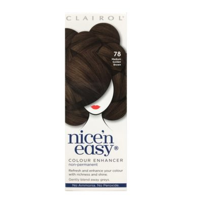 NICE 'N EASY NON PERMANENT COLOUR 8 SHAMPOOS
