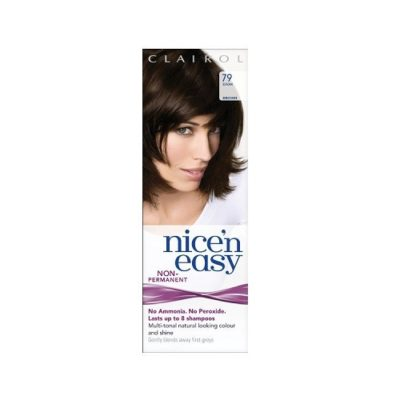 NICE 'N EASY NON PERMANENT COLOURS 8 SHAMPOOS