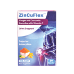 ZINCUFLEX JOINT SUPPORT CAPSULES (30)