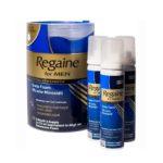 REGAINE EXTRA STRENGTH 5% CUTANEOUS FOAM (3x60G)