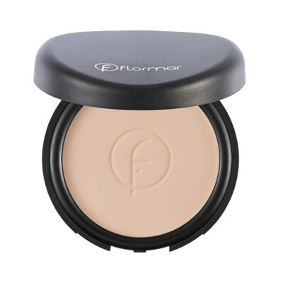 FLORMAR COMPACT POWDER - 90 MEDIUM ROSE