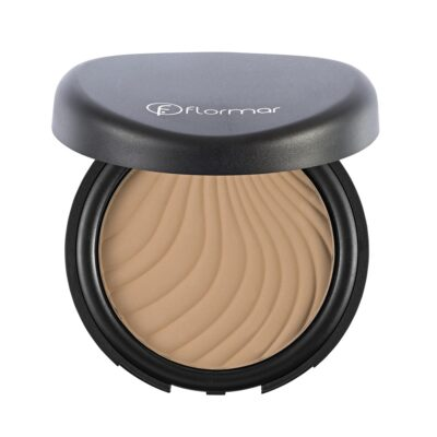 FLORMAR COMPACT POWDER – 92 MEDIUM SOFT PEACH