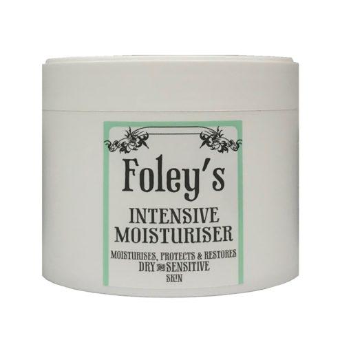 FOLEY'S INTENSIVE MOISTURISER TUB - FRAGRANCE FREE (200ML)